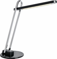 Lite Source LS-22695BLK Java Contemporary Black LED Task Lighting