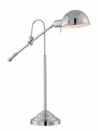 Lite Source LS-22775C Tadeo Modern Chrome Fluorescent Reading Light