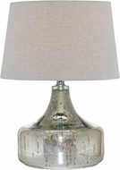 Lite Source LS-22872 Chrome Table Lamp Lighting