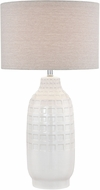 Lite Source LS-22945 Ivory Table Light