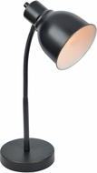 Lite Source LS-22953 Dark Bronze Fluorescent Reading Light