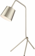 Lite Source LS-23032BN Quana Modern Brushed Nickel Table Lighting