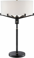 Lite Source LS-23157 Jerod Modern Black Lighting Table Lamp