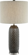 Lite Source LS-23186 Covington Modern Aged Bronze Table Top Lamp
