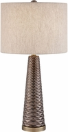 Lite Source LS-23196 Murphy Gunmetal Table Lamp Lighting