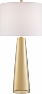 Lite Source LS-23200GOLD Tyrone Light Gold Table Lighting