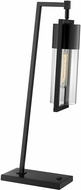 Lite Source LS-23264BLK Norman Contemporary Black Study Lamp