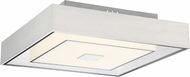 Lite Source LS-5915 Halona Modern Chrome LED Ceiling Lighting Fixture
