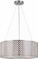 Lite Source LS19519PS Netto Modern Pendant Light