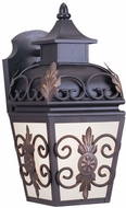 Livex 2191-07 Berkshire Traditional Bronze Exterior Light Sconce