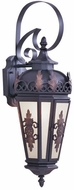 Livex 2192-07 Berkshire Traditional Bronze Outdoor Lighting Sconce