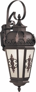 Livex 2193-07 Berkshire Traditional Bronze Exterior Lamp Sconce