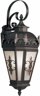 Livex 2196-07 Berkshire Traditional Bronze Outdoor Wall Sconce Lighting