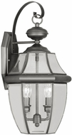 Livex 2251-04 Monterey Black Outdoor Light Sconce