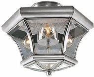 Livex 4083-91 Monterey Brushed Nickel Ceiling Lighting