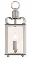 Livex 43000-91 Garfield Brushed Nickel ADA Lamp Sconce