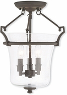Livex 50403-07 Buchanan Bronze Ceiling Lighting