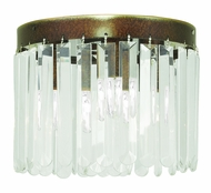 Livex 50552-64 Ashton Hand Painted Palacial Bronze Overhead Lighting