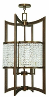 Livex 50569-64 Grammercy Hand Painted Palacial Bronze Foyer Lighting