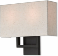 Livex 50994-07 Pierson Bronze 13  Wall Lighting Sconce