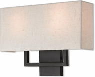 Livex 50995-07 Pierson Bronze 16  Wall Sconce Lighting