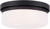 Livex 7391-07 Stratus Bronze 11  Ceiling Light Fixture