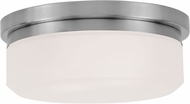 Livex 7391-91 Stratus Brushed Nickel 11  Ceiling Lighting Fixture