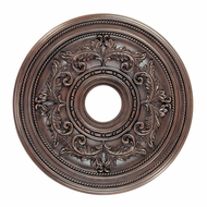Livex 8205-58 Traditional Imperial Bronze 18 Medallion