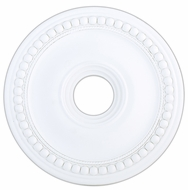 Livex 82074-03 Wingate White 20  Ceiling Medallion