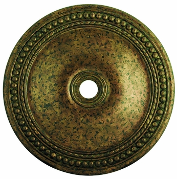 Livex 82078-71 Wingate Hand Applied Venetian Golden Bronze 42  Medallion