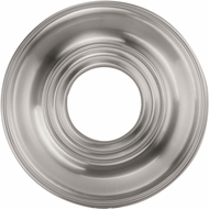 Livex 8209-91 Brushed Nickel 12  Ceiling Medallion