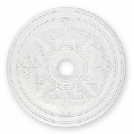 Livex 8210-03 White 30.5  Medallion