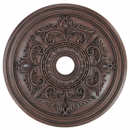 Livex 8210-58 Imperial Bronze 30.5  Ceiling Medallion