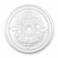 Livex 8211-03 White 40.5  Ceiling Medallion
