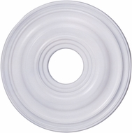 Livex 8217-03 White 16  Medallion