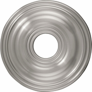 Livex 8217-91 Brushed Nickel 16  Ceiling Medallion