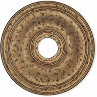 Livex 8219-36 Wingate Hand Applied European Bronze 20  Medallion