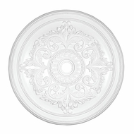 Livex 8228-03 White 48.5  Medallion