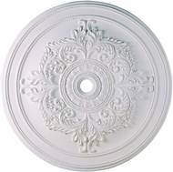 Livex 8229-03 White 60  Ceiling Medallion
