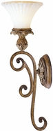 Livex 8451-57 Savannah Traditional Venetian Patina Sconce Lighting