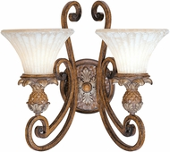 Livex 8452-57 Savannah Traditional Venetian Patina Light Sconce