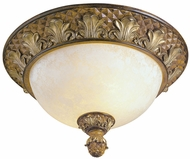 Livex 8457-57 Savannah Traditional Venetian Patina Overhead Lighting