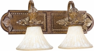 Livex 8462-57 Savannah Traditional Venetian Patina 2-Light Bathroom Vanity Lighting
