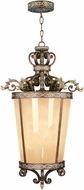 Livex 8549-64 Seville Traditional Palacial Bronze with Gilded Accents Entryway Light Fixture