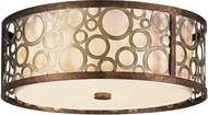 Livex 8688-64 Avalon Palacial Bronze with Gilded Accents Ceiling Lighting