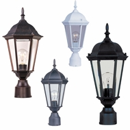 Maxim 1001 Westlake Traditional 8  Wide Outdoor Post Lighting