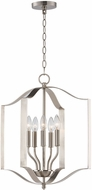 Maxim 10037SN Provident Satin Nickel Foyer Light Fixture