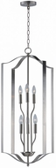Maxim 10038SN Provident Satin Nickel Entryway Light Fixture
