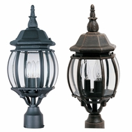 Maxim 1035 Crown Hill 21  Tall Outdoor Post Lighting Fixture
