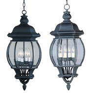 Maxim 1039 Crown Hill 26  Tall Outdoor Lighting Pendant